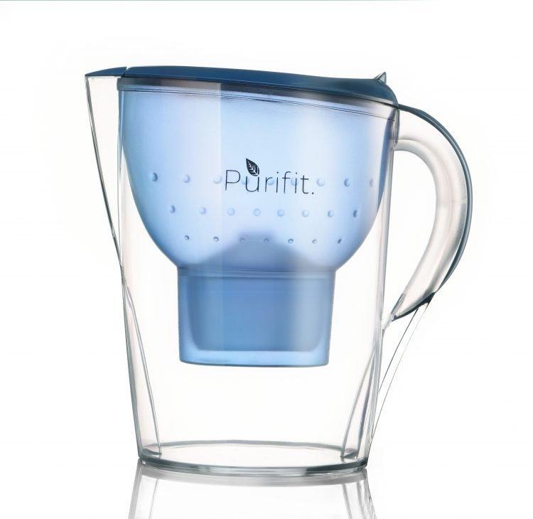 alkaline water filter jar